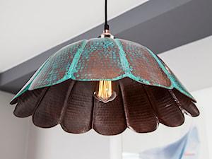 Wyjątkowe lampy miedziane