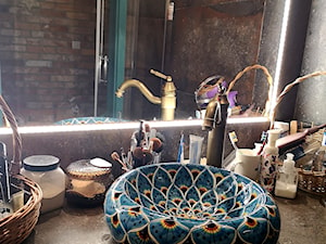Umywalka meksykańska - zdjęcie od Cerames