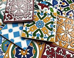 Patchwork Marokański Pazzo 💙 - zdjęcie od Cerames - Homebook