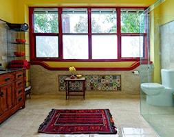 Płytki meksykańskie w łazience - zdjęcie od Cerames