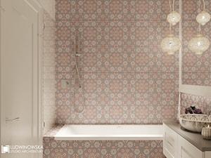 Płytki marokańskie w łazience - zdjęcie od Cerames