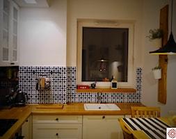 Hiszpańskie Płytki Ceramiczne W Kuchni Projekt Wnętrza Mieszkalnego