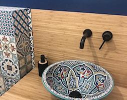 Ceramiczna umywalka Mikhat ❤️ - zdjęcie od Cerames - Homebook
