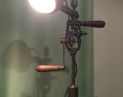 Lampa+vintage+-+zdj%C4%99cie+od+zez%C5%82omu