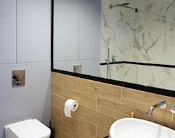 Elegancka i nieduża łazienka - zdjęcie od Katrilo Projektowanie wnętrz - Homebook