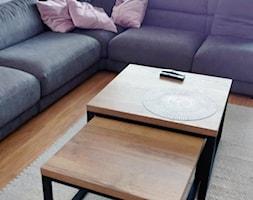 Realizacja dom jednorodzinny - Salon - zdjęcie od Katrilo Projektowanie wnętrz - Homebook