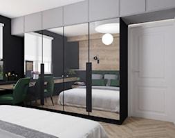 Sypialnia - Sypialnia, styl nowoczesny - zdjęcie od Katrilo Projektowanie wnętrz - Homebook