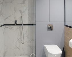 Nieduża i elegancka łazienka - zdjęcie od Katrilo Projektowanie wnętrz - Homebook