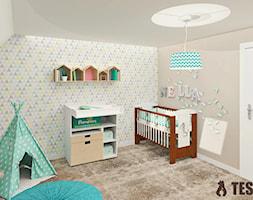 Pokój dziecka - zdjęcie od Testal