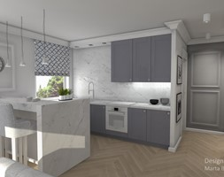Kuchnia+-+zdj%C4%99cie+od+Designbox+Marta+Bednarska-Ma%C5%82ek