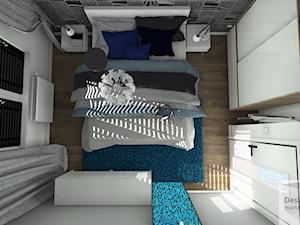 Sypialnia w mieszkaniu pod wynajem