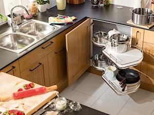 Zagospodaruj każdy kąt w kuchni. Wybieramy szafki narożnikowe!