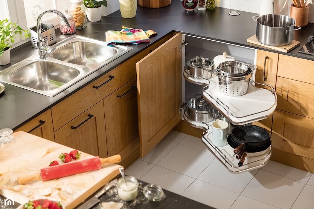 Zagospodaruj Każdy Kąt W Kuchni Wybieramy Szafki