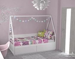 Pokój dla dziecka - zdjęcie od Aleksandra Tymińska Projektowanie Wnętrz - Homebook