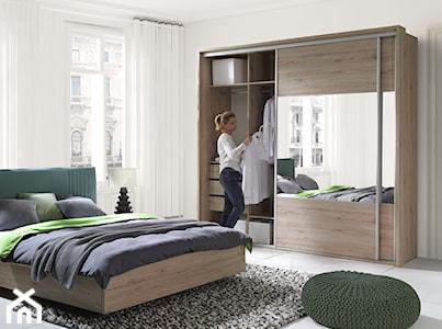 Szafa w roli głównej - jak zaprojektować szafę?