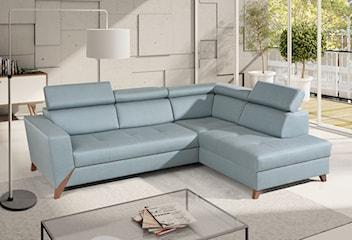 Sofa z funkcją spania - idealne rozwiązanie do małych wnętrz! Zobacz naszą propozycję!