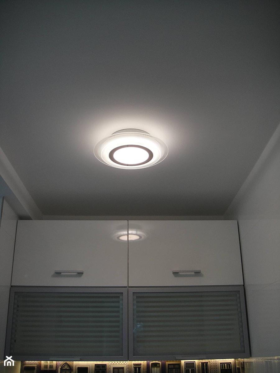 Lampa Oświetlenie łazienki Led Zdjęcie Od Abc Remonty