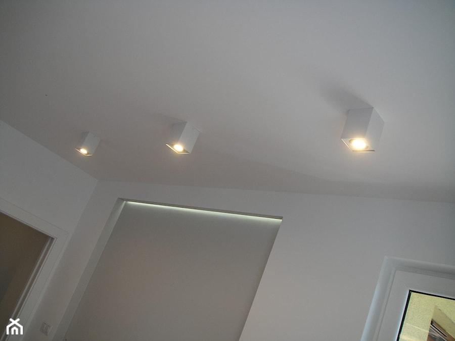 Oświetlenie Salonu Zdjęcie Od Abc Remonty Oleba Homebook