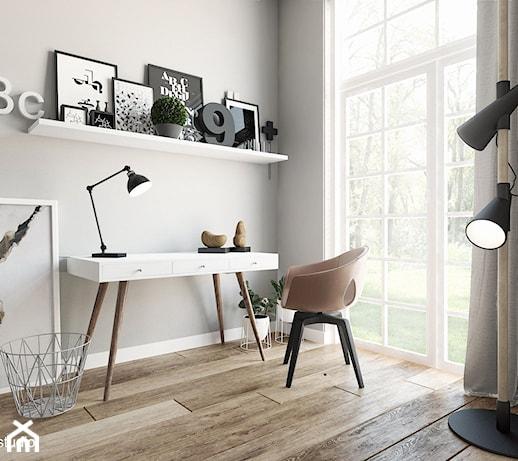 EKO-dom: Domowe biuro w zgodzie ze środowiskiem