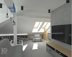 JULIANÓW - Przebudowa Segmentu - zdjęcie od HD PROJEKT - Studio Projektowania Wnętrz