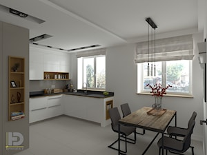 ZIELONKA - Metamorfoza Mieszkania 96m2 - zdjęcie od HD PROJEKT - Studio Projektowania Wnętrz