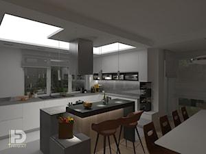 Dom w Halinowie - zdjęcie od HD PROJEKT - Studio Projektowania Wnętrz