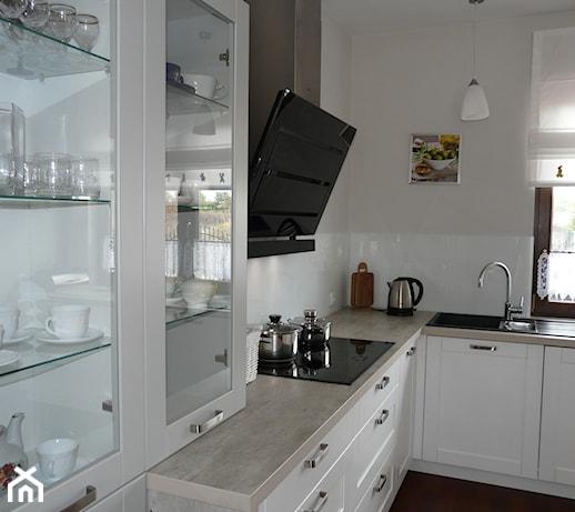 Witryna Szklana W Kuchni Pomysły Inspiracje Z Homebook