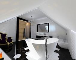 salon �azienkowy na poddaszu zdjęcie od marcin kasprzak