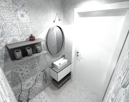 Toaleta+dla+go%C5%9Bci+-+zdj%C4%99cie+od+Marcin+Kasprzak+-+Biuro+Projektowe