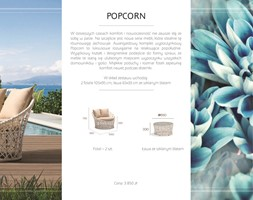 Maxliving Popcorn - zdjęcie od Maxliving - Homebook