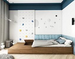 Pokój 8 - latka - Pokój dziecka, styl nowoczesny - zdjęcie od LÄTT Studio Wnętrz - Homebook