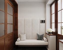 Aleja Lipowa - Hol / przedpokój, styl nowojorski - zdjęcie od Aleksandra Wachowicz Architektura Wnętrz - Homebook