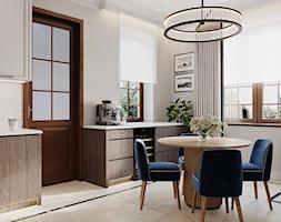 Aleja Lipowa - Kuchnia, styl nowojorski - zdjęcie od Aleksandra Wachowicz Architektura Wnętrz - Homebook