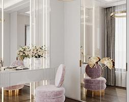 Rezydencja Pałacowa - Garderoba, styl nowoczesny - zdjęcie od Aleksandra Wachowicz - Homebook