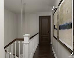 Dom w Józefowie - Schody, styl tradycyjny - zdjęcie od Aleksandra Wachowicz