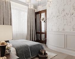 Aleja Lipowa - Sypialnia, styl klasyczny - zdjęcie od Aleksandra Wachowicz Architektura Wnętrz - Homebook