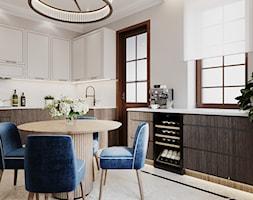 Aleja Lipowa - Kuchnia, styl klasyczny - zdjęcie od Aleksandra Wachowicz Architektura Wnętrz - Homebook