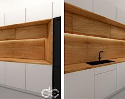 drewno i biel - zdjęcie od dc creative design