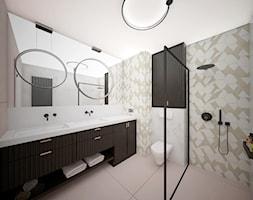 Łazienka Art Deco - zdjęcie od IDS projektowanie wnętrz - Homebook