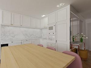Kuchnia Art Deco - zdjęcie od IDS projektowanie wnętrz