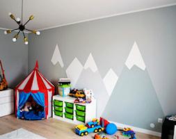 Pokój 3-latka - zdjęcie od IDS projektowanie wnętrz - Homebook