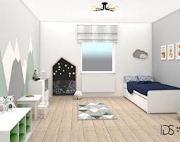 Pokój 2-latka - zdjęcie od IDS projektowanie wnętrz - Homebook