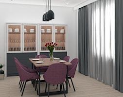 Salon w stylu skandynawskim - zdjęcie od IDS projektowanie wnętrz - Homebook