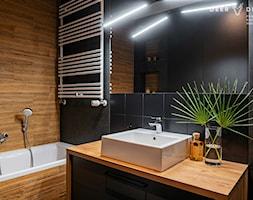 Przytulne mieszkanie w kolorach roku 2021 - Łazienka, styl skandynawski - zdjęcie od Deer Design - Homebook