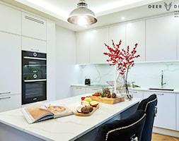 Klasyka w świątecznym wydaniu - Kuchnia, styl skandynawski - zdjęcie od Deer Design - Homebook