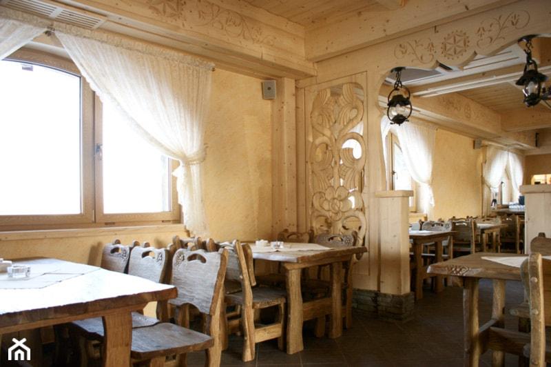 Restauracja Góralska - zdjęcie od ARCHITEKT WNĘTRZ ASPROJEKT