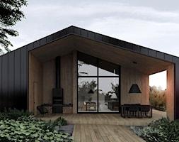 Black+%26+White+house+-+zdj%C4%99cie+od+Homedesignkiev
