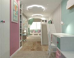 Pokój dziewczynek - zdjęcie od InteriorIdea