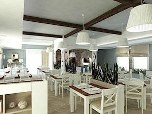 Sala Restauracyjna - zdjęcie od InteriorIdea