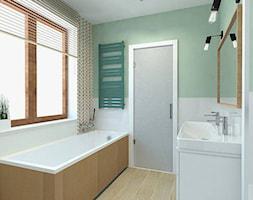 Łazienka przy pokoju dziecięcym - zdjęcie od InteriorIdea